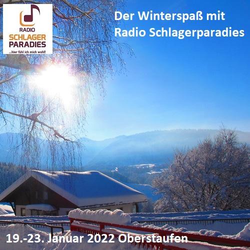 Hörerreise nach Oberstaufen Januar 2022